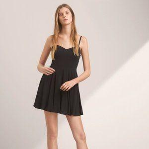 ARITZIA Talula Lipinski Dress Black